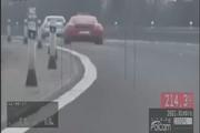 Porsche uháňalo aj rýchlosťou vyše 214 km/hod.