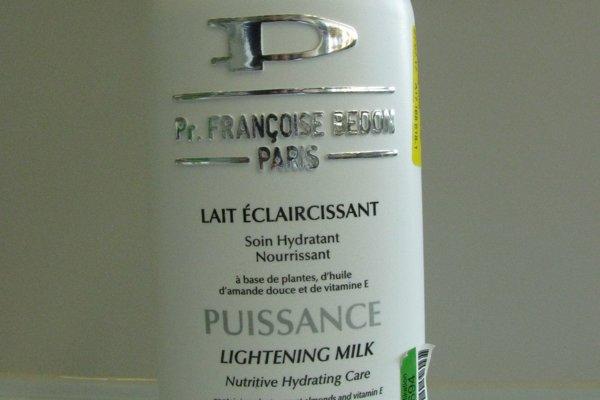Kožné alergie môže spôsobiť mlieko na zosvetlenie pokožky s názvom Lait Eclaircissant.