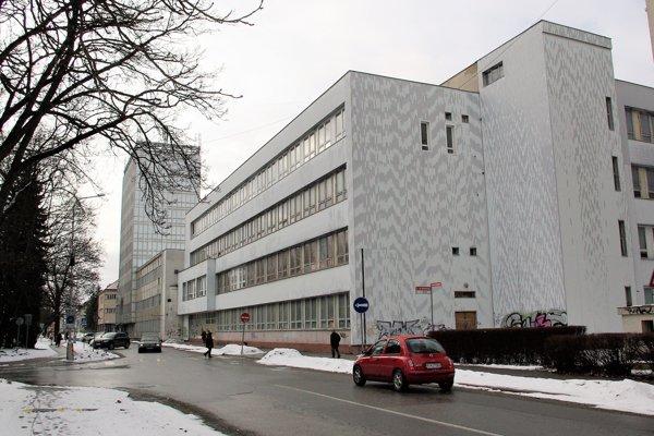 Klientske centrum vznikne v tejto časti Neografie.