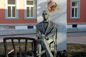 Spisovateľ a Košičan Sándor Márai.