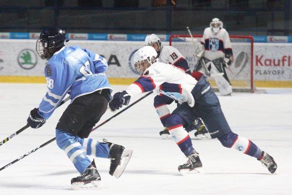 Ôsmaci Nitry doma prehrali so Slovanom 1:4.