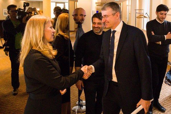 Po odstúpení Roberta Mistríka v prospech Zuzany Čaputovej agentúry narýchlo robia ďalšie merania.