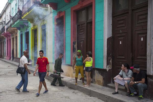 Raúl Castro oznámil, že Kuba zapojí do boja s vírusom zika 9000 vojakov.