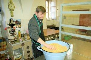 Petra varenie baví, venuje sa mu od pätnástich rokov.