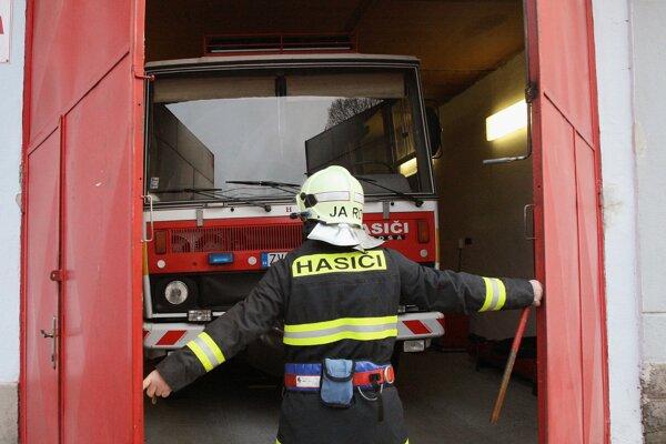 V prvom polroku hasičov v našom kraji zamestnávali hlavne požiare.