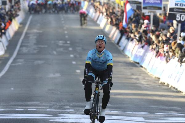 Omloop je prvou klasikou sezóny. Pred rokom sa tešil z víťazstva Dán Valgren.