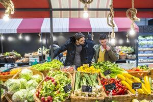 V Yeme ponúkajú najmä ovocie a zeleninu od slovenských farmárov.