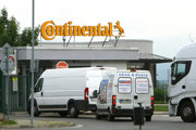 Zvolenský závod spoločnosti Continental.