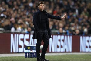 Argentínsky tréner Pochettin.