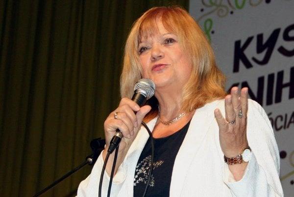 Speváčka Marcela Laiferová oslavuje tento mesiac významné životné jubileum.