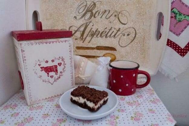 Babičkin strúhaný koláč