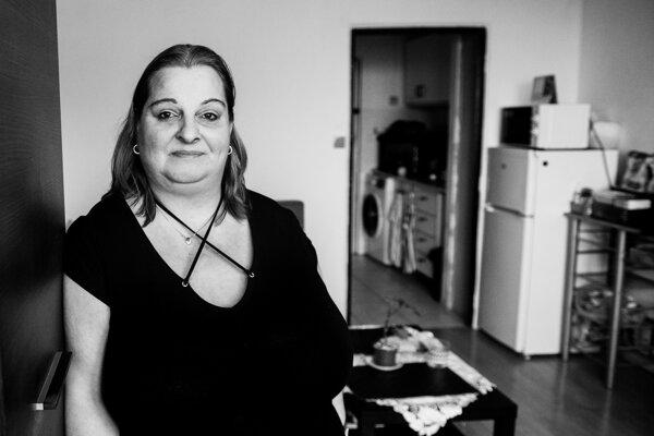 Diana z Petržalky stratila domov a rok a pol prespávala v nocľahárni pre bezdomovcov. Nakoniec sa jej podarilo nasťahovať do podnájmu.