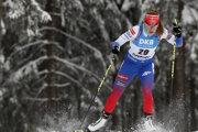 Slovenská biatlonistka Paulína Fialková.