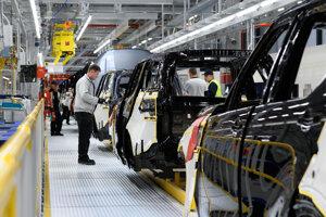 Jaguar Land Rover vyrába v Nitre Land Rover Discovery.
