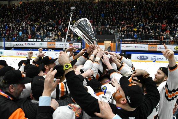 Michalovce vyhrali St. Nicolaus I. ligu.