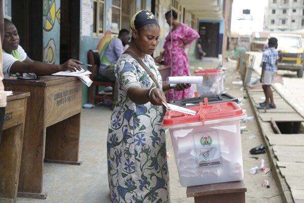 Počas volieb dochádzalo k porušovaniu volebného zákona.