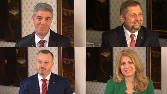 Prezidentskí kandidáti