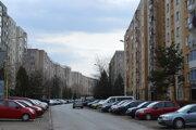 Najväčšie prešovské sídlisko Sekčov.