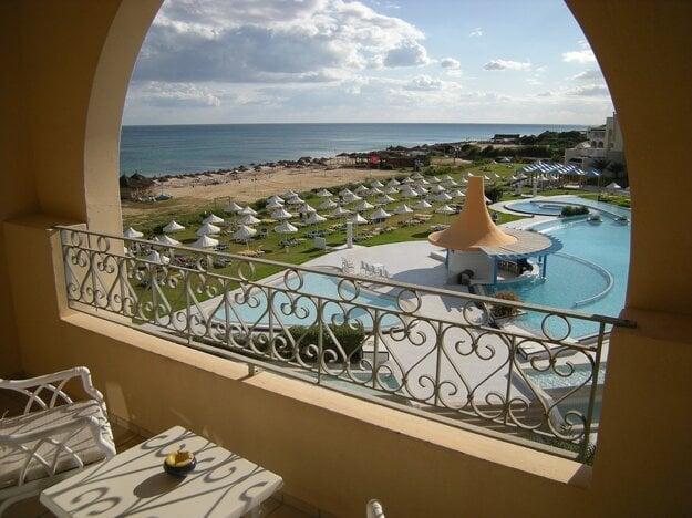 Letoviská v Tunisku plnia kvalitné hotely.