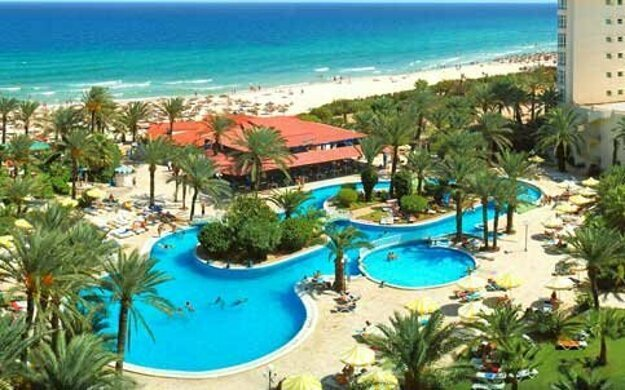 HotelRiadh Palms 4*, Tunisko.