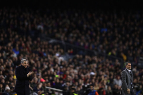 FC Barcelona - Olympique Lyon.