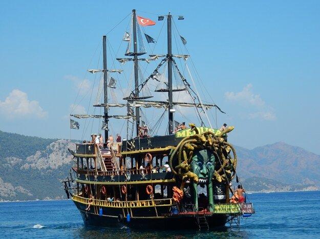 Turecko ponúka turistom zaujímavé atrakcie.