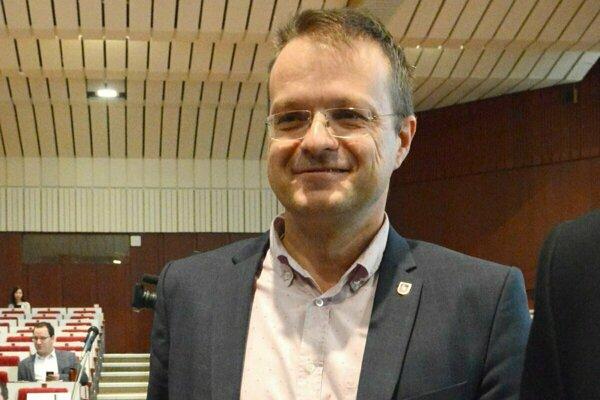 Staromestský starosta Petrovčik.