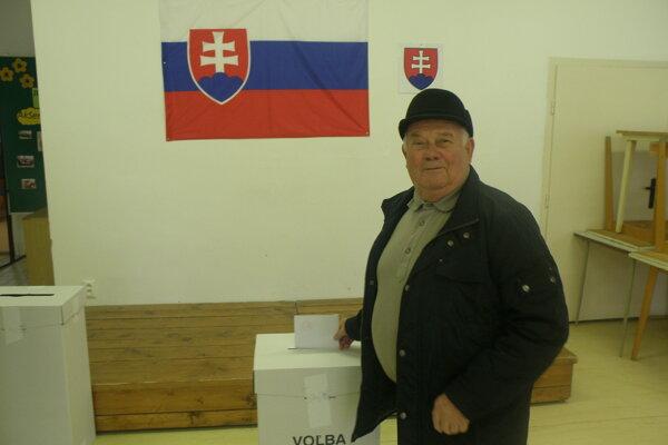 Prezidentské voľby 2019 v Nových Zámkoch.