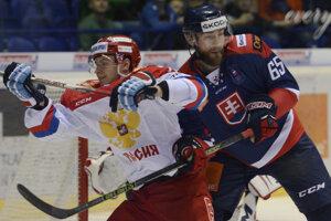 Tomáš Marcinko verí, že si zahrá na MS v Košiciach, kde je doma.