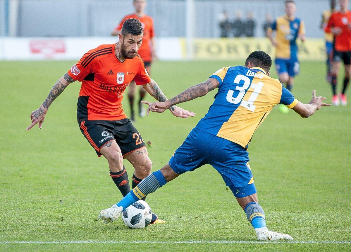 2437f84a84fc1 Fortuna liga 2018/2019 - skupina o titul - 9. kolo - Šport SME