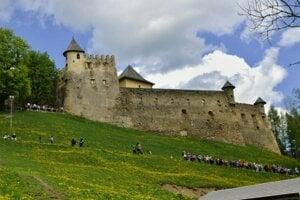 Staroľubovniansky hrad.