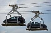 Aké autá sa vyrábali v bratislavskom Volkswagene?