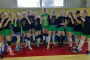 Výber žilinskej Volleyball Academy U16 bojuje o postup na finálový turnaj majstrovstiev Slovenska.