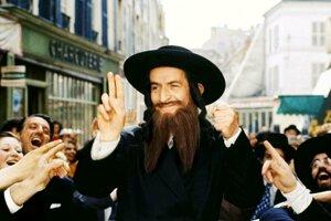 Louis de Funès ako rabín Jacob. Je to umenie?