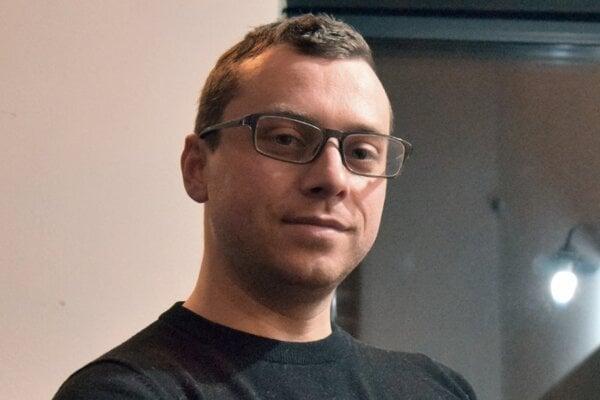 Pavel Dvořák mladší.