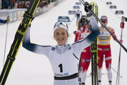 Švédska bežkyňa na lyžiach Stina Nilssonová.