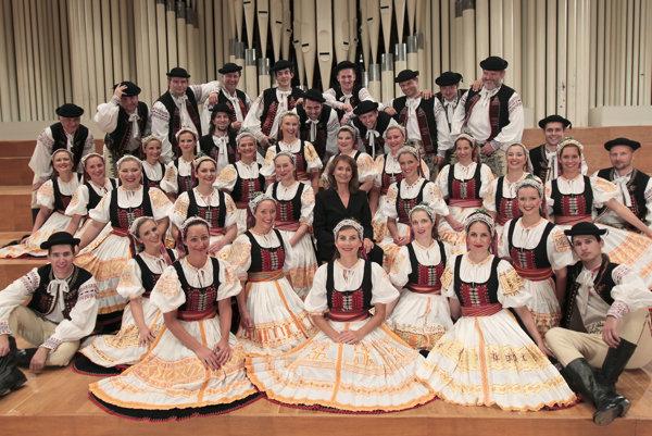 Spevácky zbor Lúčnica vystúpi v Modre.
