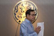O problémoch pri sčítaní hlasov informoval aj thajský premiér thajský kolega Prajut Čan-o-ča.