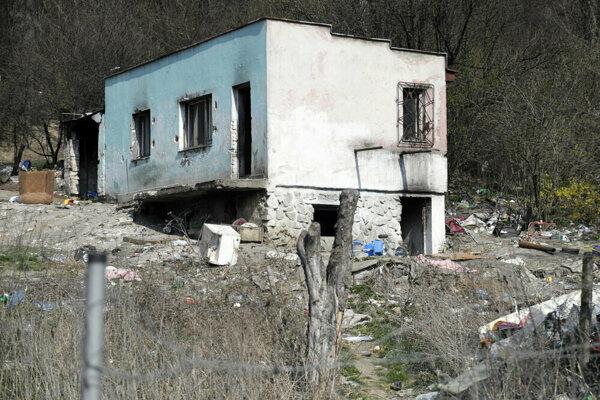 Táto chata je už opustená.