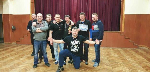 Víťaz dlhodobej súťaže v Dulove - DT Légia.