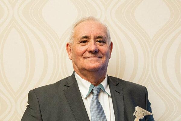 Ocenený profesor Josef Vičan.