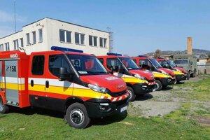 Nové vozidlá Iveco Daily.