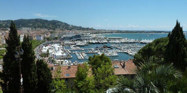 Prístav v Cannes