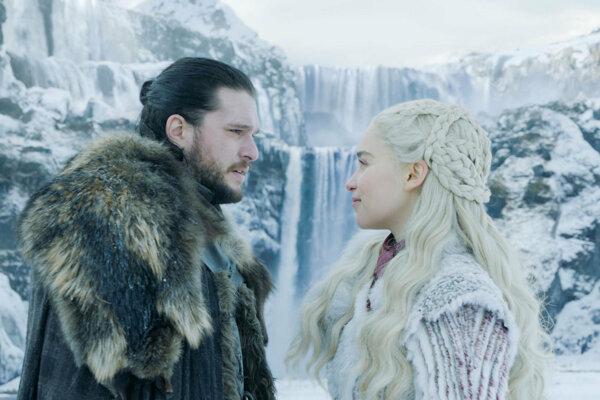 Zapeklitá romanca medzi Jonom a Daenerys už má svoje rozuzlenie.