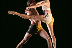 Miriam Novitzka a Roman Novitzky, Stuttgart Ballet