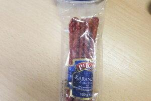 Klobásky pod značkou Pikok predáva Lidl aj v slovenských obchodoch.