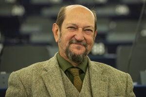 Europoslanec Boris Zala.