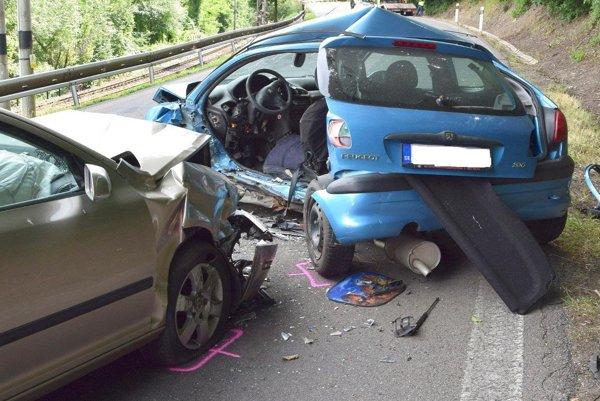 V Trenčianskom kraji sa minulý týždeň stalo dvadsaťsedem nehôd.