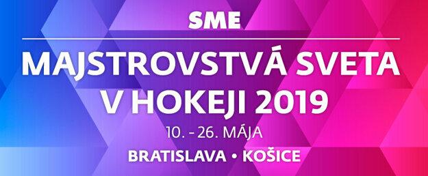 MS v hokeji 2019 sa konajú na Slovensku v štadiónoch v Bratislave a Košiciach10. až 26. mája 2019.