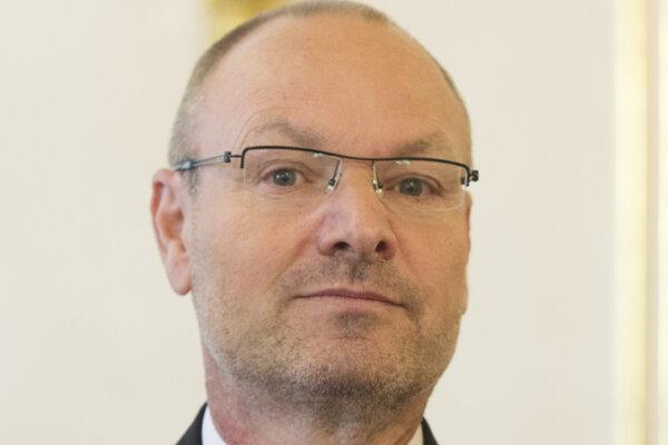 Prezident Slovenskej komory exekútorov (SKE) Miroslav Paller.